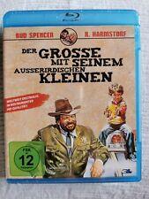 Der Grosse mit seinem Ausserirdischen Kleinen- Bud Spencer-Bluray - Neu in Folie
