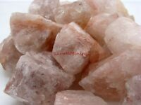Natural FIRE QUARTZ Rough Rock - 1000 CARAT Lots - Tumbler Rocks, Cabbing Rocks