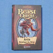 BUCH: Beast Quest (Band 3): Arcta - Bezwinger der Berge / Adam Blade