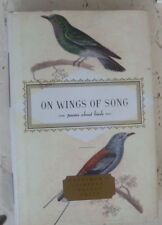On Wings of Song - Poems About Birds H/B Poetry