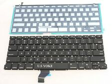 """US Keyboard with Backlight MacBook Pro Retina 13"""" A1502 Late 2013 - Early 2015"""