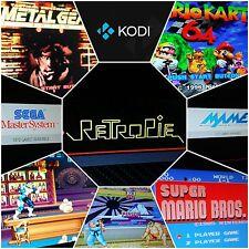 Retropie Preconfigured 32GB Micro Sd Card for Raspberry Pi 2/3 Over 10,000 games