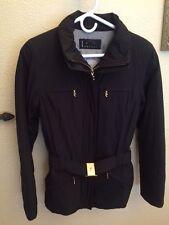 Woman's Bogner Black Ski Jacket US Size 10