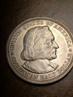 1893 Columbian Exposition Silver Half dollar You Grade