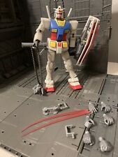 Bandai Arch Enemy Mobile Suit Fighter Gundam RX-78 RX78 Action Figure MSIA 7.5