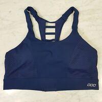 LORNA JANE | Womens Navy Sports Bra [ Size XL or AU 16 / US 12 ]