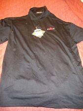 FLEER Baseball & Sports Cards Company - BLACK POLO SHIRT XL NEVER WORN WITH TAGS