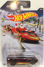 """Hot Wheels Walmart exclusive 2015 Holiday Hot Rods """" GT-03 GOAT """" 4/6 X-MAS"""