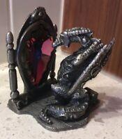 Pewter Fantasy Figurine - Reflections - Mark Locker