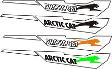 ARCTIC CAT TUNNEL KIT Z1 F 570 F8 F5 SNO PRO LXR BEARCAT TURBO DECAL STICKER 5