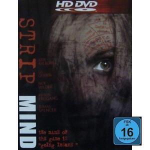HD DVD STRIP MIND (Stripmind) - STEELBOOK - HORROR - alte FSK **** NEU ****