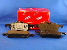 TRW Brake Pad Set Rear New Mini Cooper 02-06 & 07-08 Convertible GDB1561