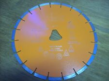 "12"" Orange Diamond Blade for Soff Cut Saw Early Entry - Soft Cut Concrete Blade"