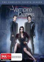 Vampire Diaries : Season 4 (2013 : 5 Disc DVD Set) Region 4 - NEW+SEALED