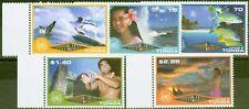 Tonga 2002 Éco Tourisme Ensemble De 5 SG1513-1517 V.F MNH