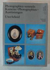 Photographica sammeln Kamaras Photographien Ausrüstungen - Uwe Scheid 1977 B8274