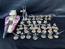 Warhammer 40,000/ W40k 1980's Rogue Trader era vintage miniatures: Eldar