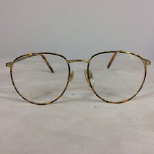 Vintage 80s 90s Office Corporate Reading Glasses Oval Retro Frames Nerd Business