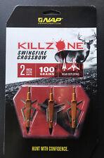 New NAP Killzone Swingfire CROSSBOW 2
