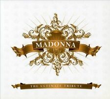 Madonna: The Ultimate Tribute by Various Artists (CD, Feb-2008, Music Brokers)