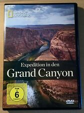 National Geographic: Expedition in den Grand Canyon - DVD Neu