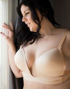 Maidenform Full figure plunge bra