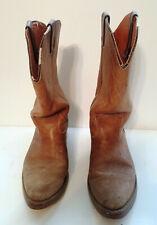 Mens Double H Cowboy Western Boots size 9 1/2 D