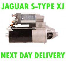 JAGUAR S-TYPE XJ 2.5 3.0 1999 2000 2001 2002 2003 2004 > 2009 STARTER MOTOR