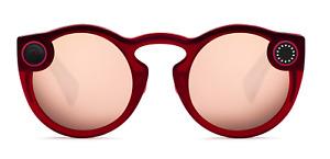 Snapchat Spectacles 2 (Original) by Snapchat Smart Glasses, Ruby Daybreak NEW