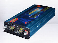 6000w Peak 3000w Power Inverter DC 12V/AC 110V power tool/Car Power-1