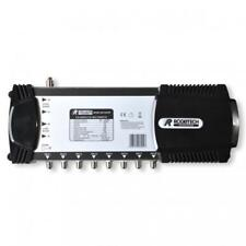 Rogetech 5 x 8 MS-K 0508P Multiswitch Works With Quattro LNB