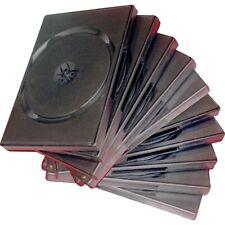Staples DVD Cases Black 10/Pack (11236-CC) 500101