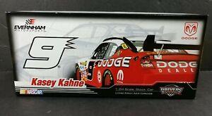 KASEY KAHNE #9 Dodge Dealers 2007 Avenger COT 1:24 Motorsports Authentics