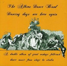 Albion Dance Band Dancing Days Are Here Again 2-CD NEW SEALED Folk