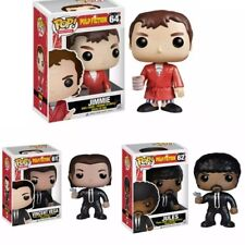 Funko Pop Pulp Fiction Film Vinyl Vincent Vega Pop Jules Jimmie Action Figure