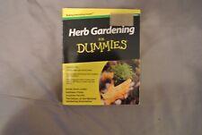 Herb Gardening for Dummies by Suzanne DeJohn, Kathleen Fisher, Karan Davis Cutle