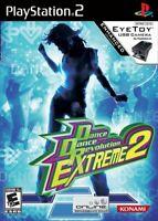 Dance Dance Revolution Extreme 2 - Playstation 2 Game Complete