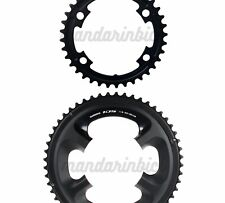 Shimano 105 FC-5800 52T & 36T MB Outer/Inner Chainrings 11-Speed (Black)