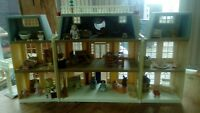 Sylvanian families grand hotel fully furnished