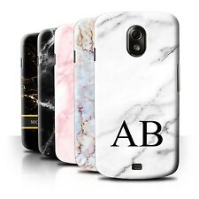 Personalized Marble Case for Samsung Galaxy Nexus 3/I9250/Name/Initial DIY Cover