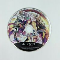 Time and Eternity - Disc Only - Playstation 3/ PS3