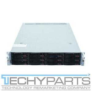 Supermicro 6028U-E1CNR4T+ 2U Server X10DRU-i+ 2x Xeon E5-2680v4 192 GB RAM