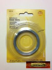 M00059a Morezmore 32 Ga Steel Wire Sculpting Doll Figure Armature 100 ft A60
