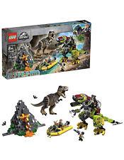 LEGO Jurassic World T. rex vs Dino Mech Battle 75938 (716 Pieces) (bn)