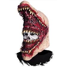 Touthfull Mobid Monster Alien Skull Mouth Adult Latex Halloween Costume Mask