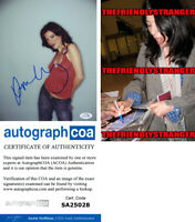 JAIME MURRAY signed Autographed 8X10 PHOTO n PROOF - Hot SEXY Dexter ACOA COA