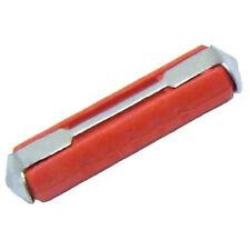 CONTINENTAL TORPEDO CERAMIC/PLASTIC TYPE FUSE 16AMP RED x 50