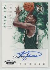 2012-13 Panini Contenders Fab Melo #221 Rookie Auto