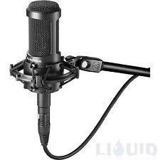 Audio-Technica At2035 Large Diaphragm Studio Condenser Microphone Free 2Day