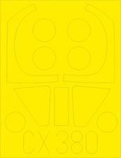 Masque pour harrier GR.1 (airfix), CX380, 1:72, eduard